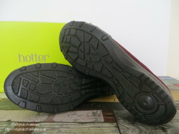 hotter shoes base