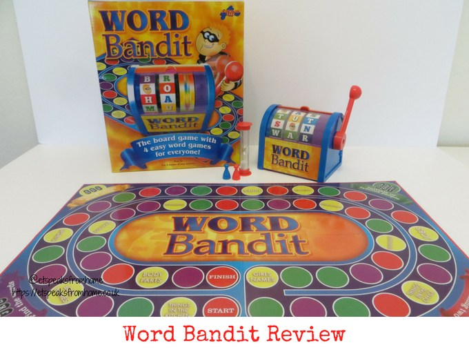 word bandit review