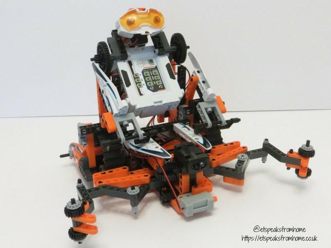 Clementoni RoboMaker Pro X5 Droid front