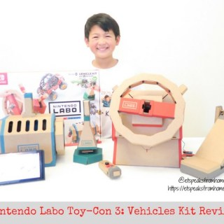 Nintendo Labo Toy-Con Vehicle Kit Review