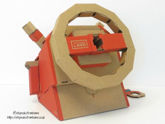 Nintendo Labo Toy-Con Vehicle Kit car wheel