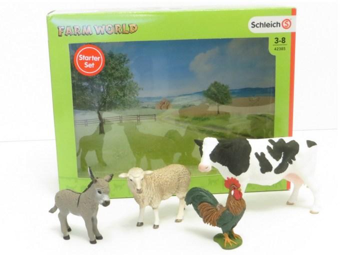 Schleich farm world starter kit