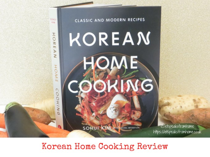 korean home cooking cookbook