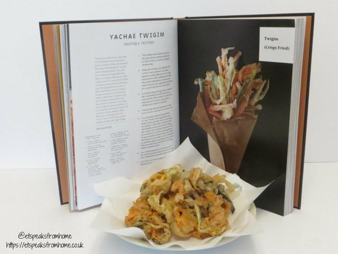 korean vegetable fritters recipe