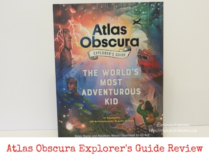 Atlas Obscura Explorer's Guide review