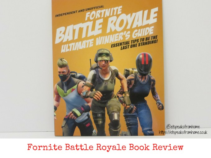 Fornite Battle Royale Book Review