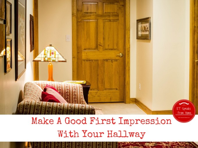 Make A Good First Impression With Your Hallway