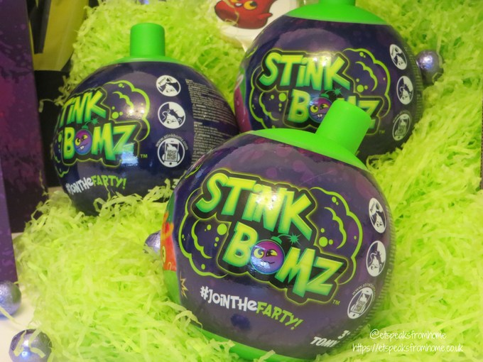Stink Bomz collectable