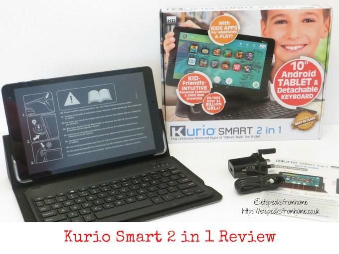 kurio smart 2 in 1 review