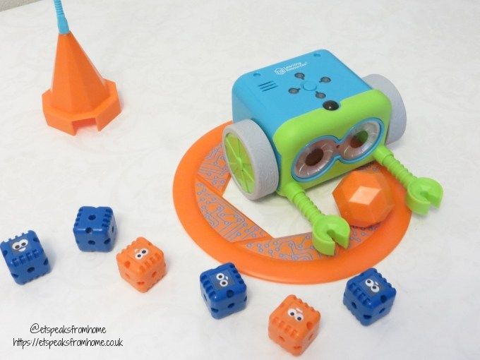 Botley The Coding Robot challenges