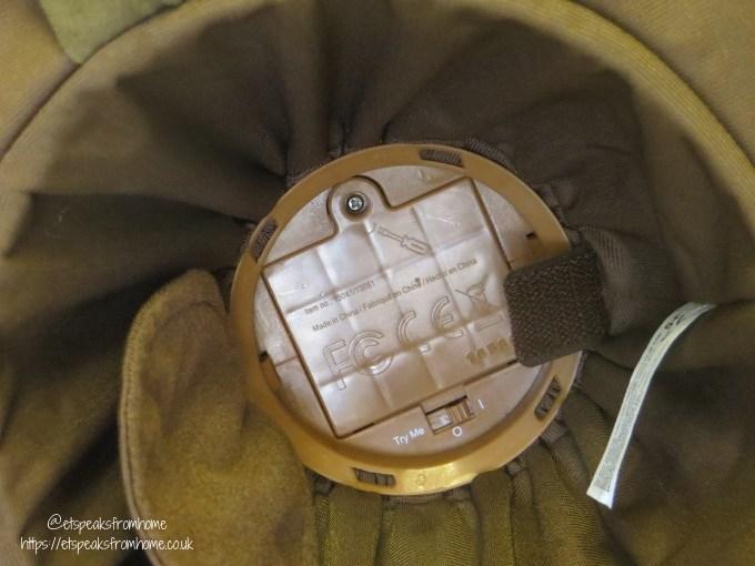 Harry Potter Sorting Hat battery