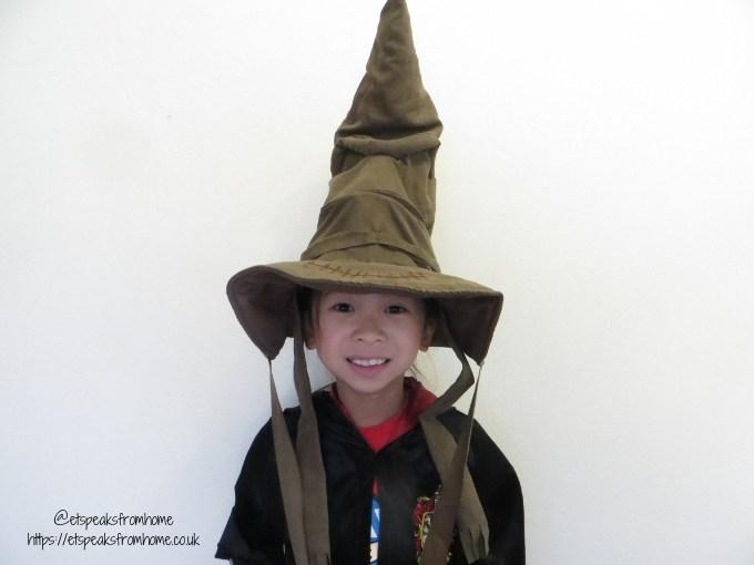 Harry Potter Sorting Hat ms c
