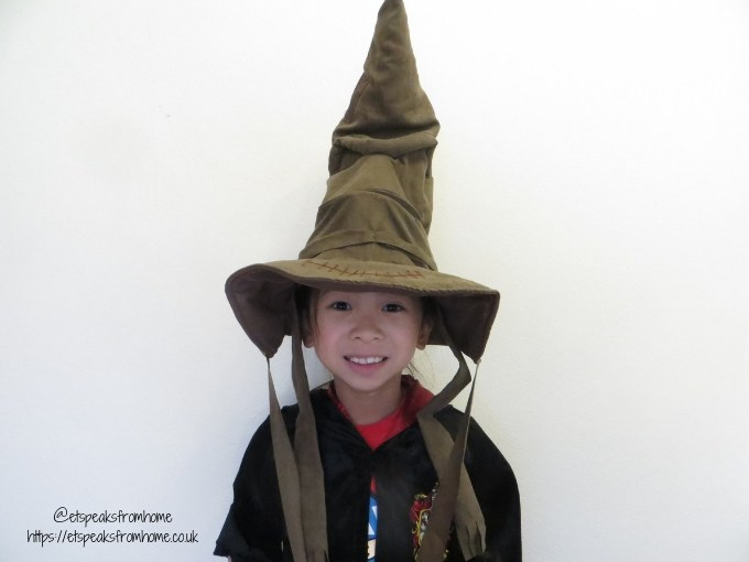 Harry Potter Sorting Hat ms c