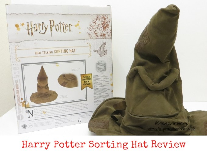 Harry Potter Sorting Hat review