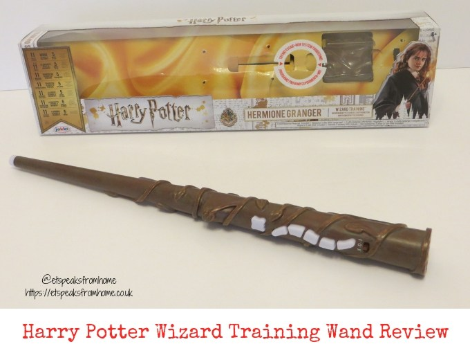 Harry Potter Wizard Training Wands Review