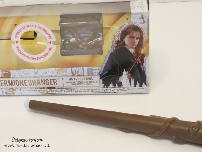 Harry Potter Wizard Training Wands light