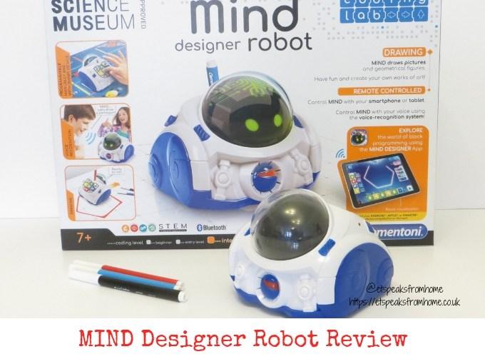 MIND Designer Robot Review