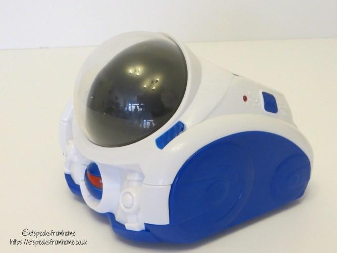 Mind Designer Robot front view