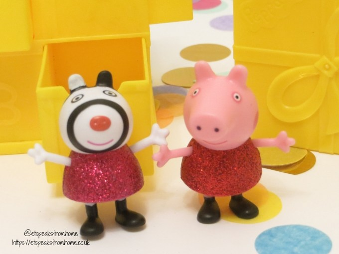 Peppa Secret Surprise Series 1 figurines