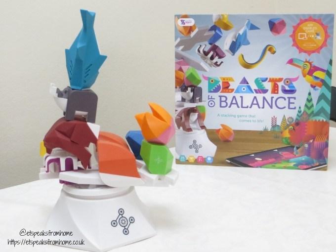 beasts of balance artefacts