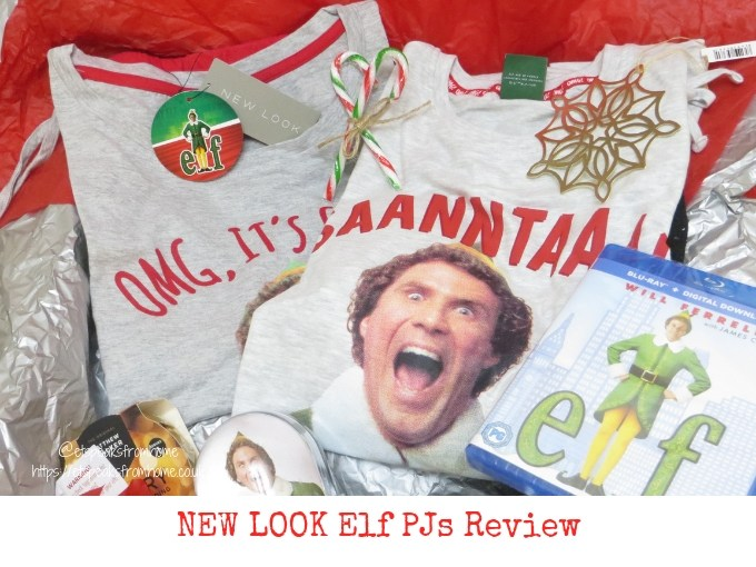 new look elf pjs review