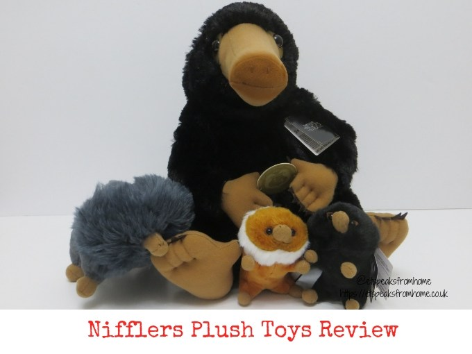 nifflers plush toy review