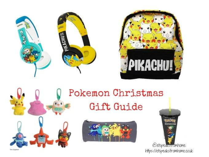 pokemon christmas gift guide