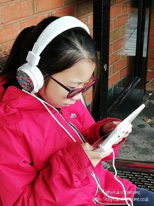 pokemon headphone