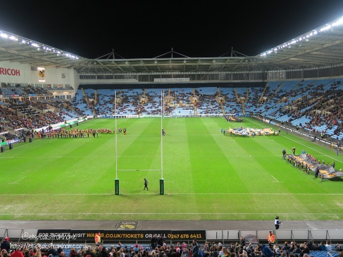 Heineken Champions Cup Wasps Vs Toulouse richo arena