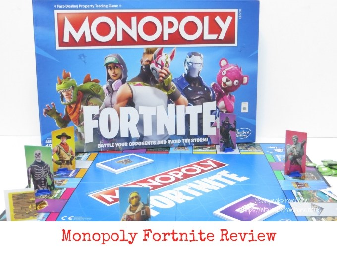 Monopoly Fortnite Review Et Speaks From Home