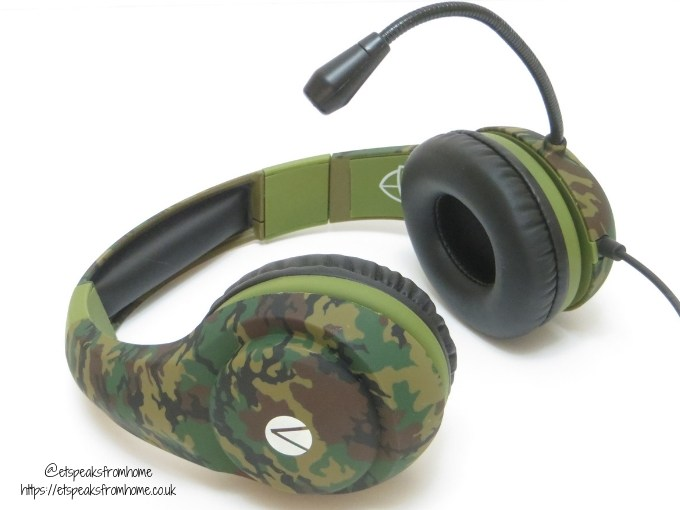 Stealth Cruiser Gaming padded Headset
