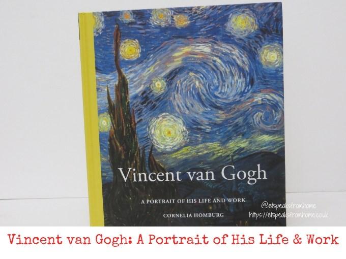 Vincent van Gogh Book Review