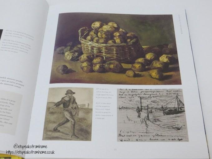 Vincent van Gogh Book picture