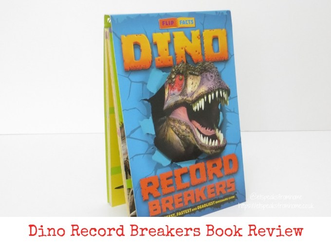 Dino Record Breakers Review