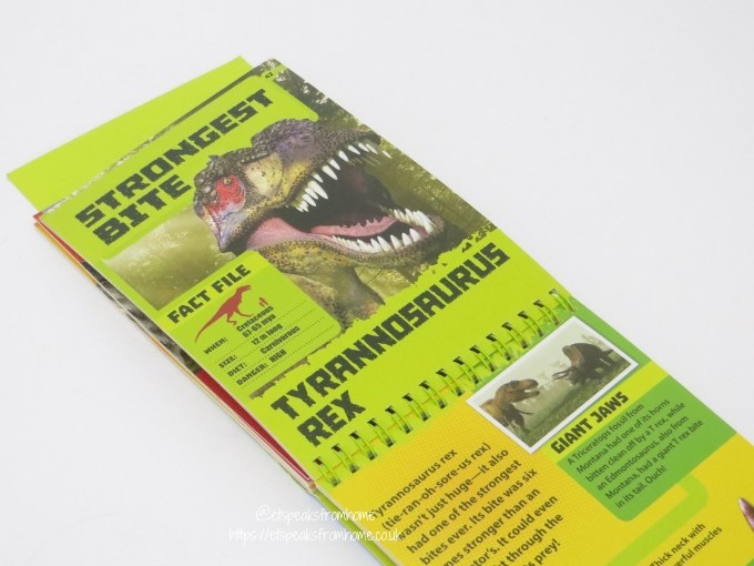 Dino Record Breakers content