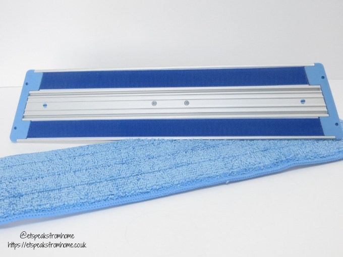 National Spring Cleaning Week with e-cloth deep clean mop