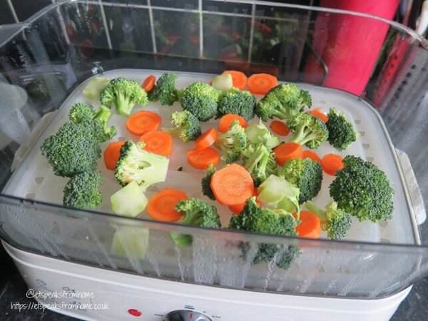 Kitdget 25L Professional Food Steamer vegatable