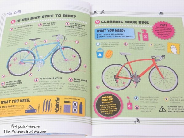 The Ultimate Bike page