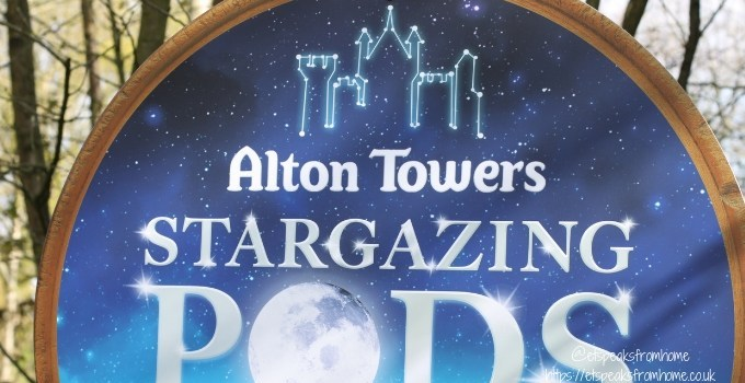Alton Towers Resort's Stargazing Pods Review