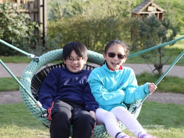 Alton Towers Resort Stargazing Pods millets fleece junior