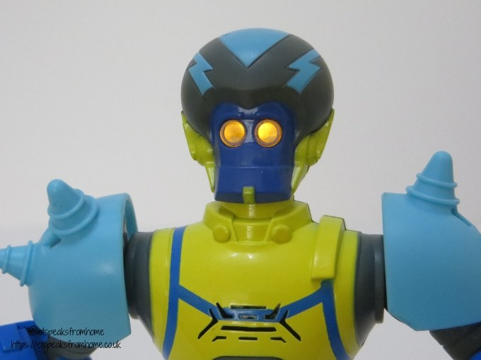 Bandai Robozuna Battling Figure Dual Pack face