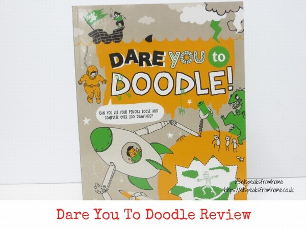 Dare You to Doodle Review