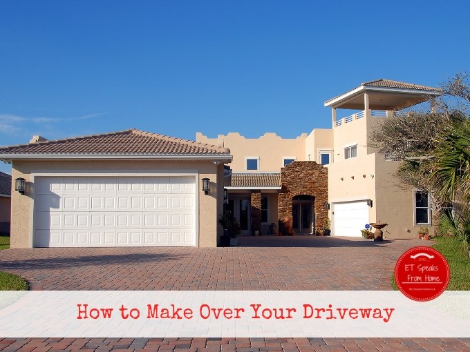 How to Make Over Your Driveway
