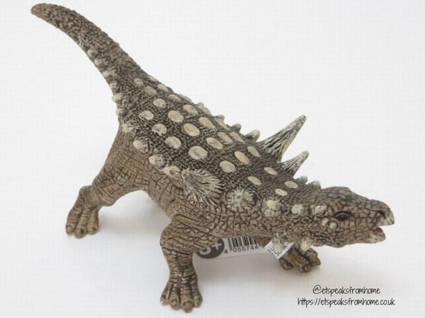 New 2019 Schleich Dinosaurs Animantarx top view
