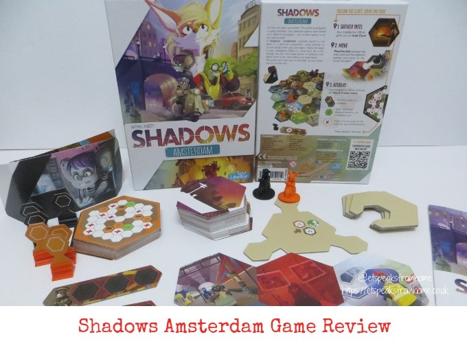 Shadows Amsterdam Game Review