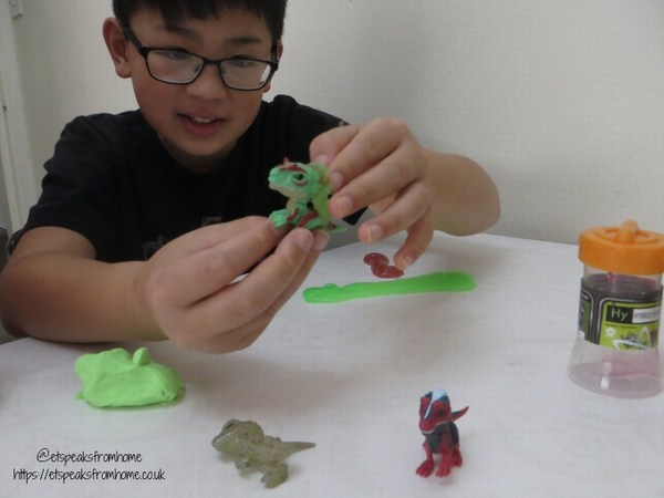 Untamed Mad Lab Minis collectable playing