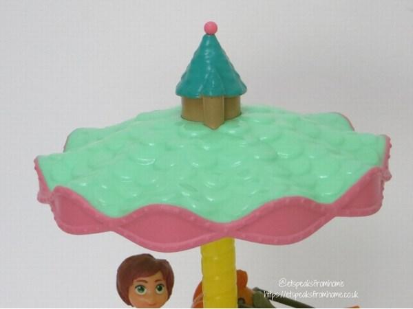 Wonder Park Flying Fish Carousel top