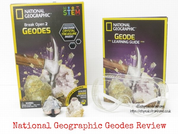 national geographic geodes review