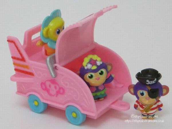 wonder park 3 surprise pack coaster car