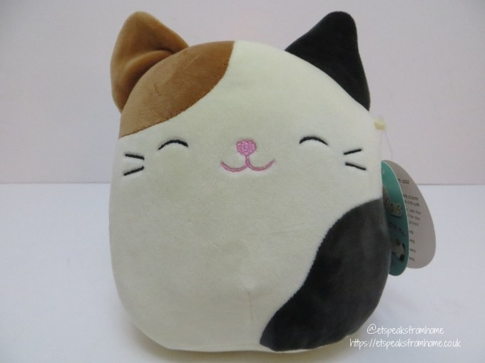 Squishmallows cat